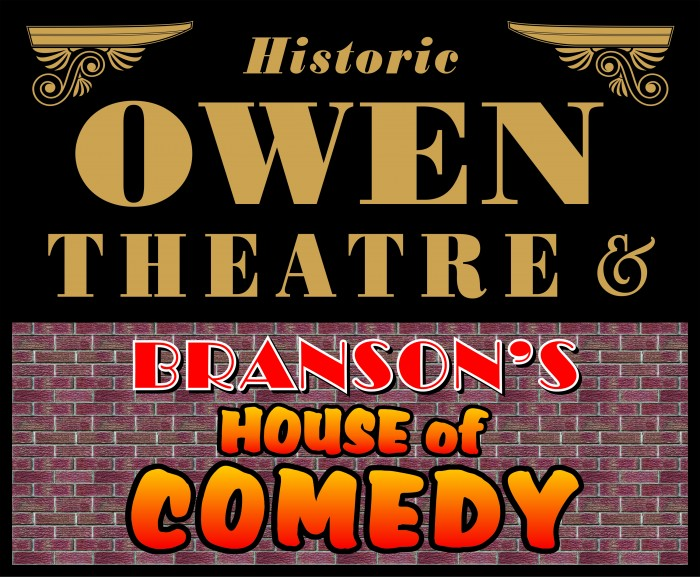 Historic Owens Theater in Downtown Branson LOGO