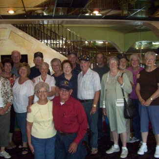 Military Reunion in Branson